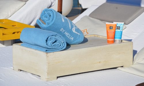 In Praise of a Hotel Amenity: Sunscreen