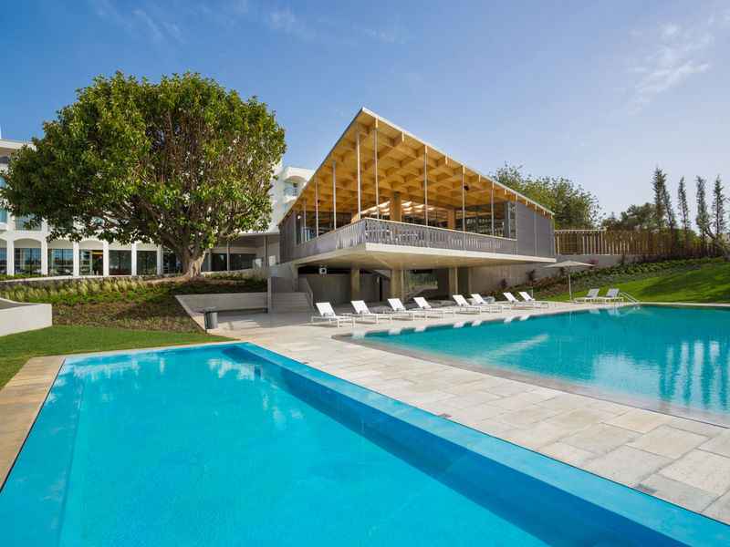 Ozadi Tavira Hotel is a retro-cool property in Portugal