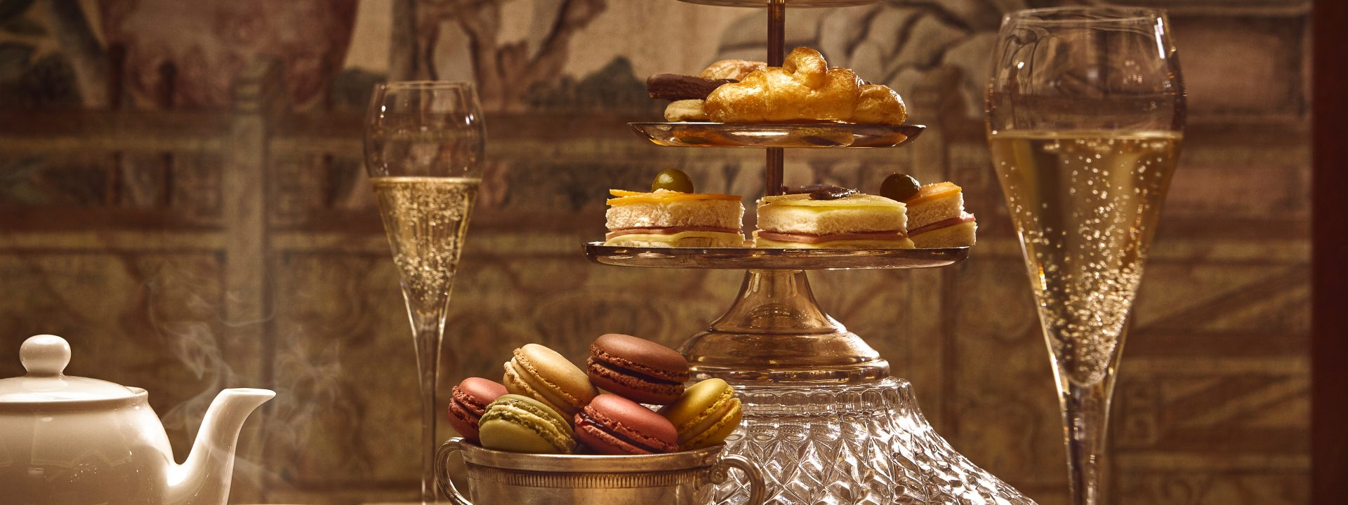 The English gift to the world: Afternoon tea