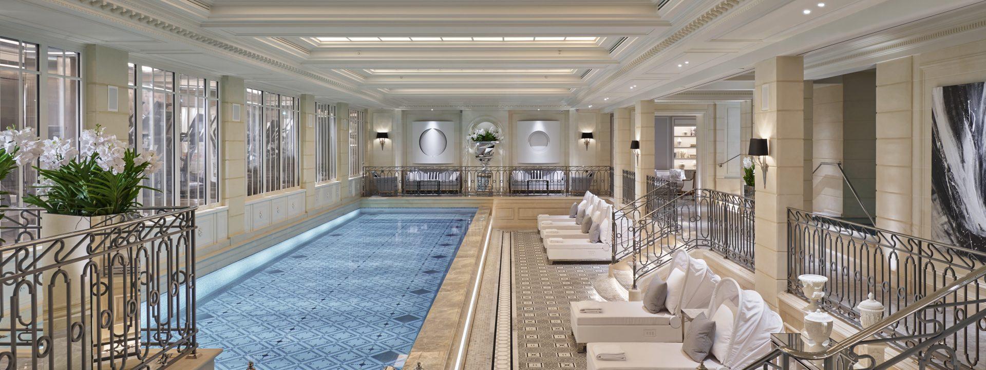 Ooh la la: Four Seasons Hotel George V unveils new luxury Le Spa
