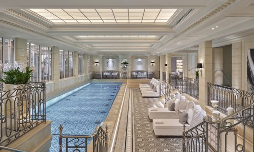 Ooh la la: Four Seasons Hotel George V unveils new luxury Le Spa