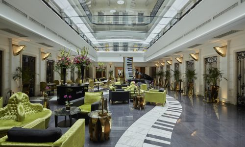 A medley of memories at Aria Hotel Budapest