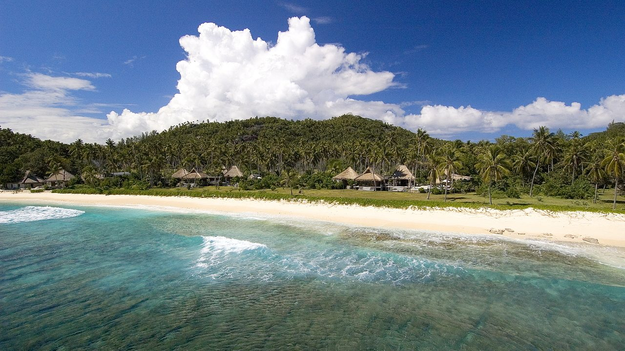 Eco-tourism and luxury meet on North Island, Seychelles