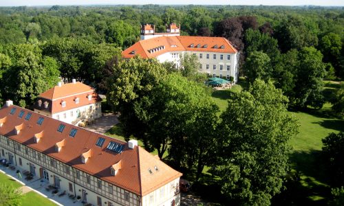 If a visit to the Pickle Museum is part of your plans, Lübbenau Castle is for you