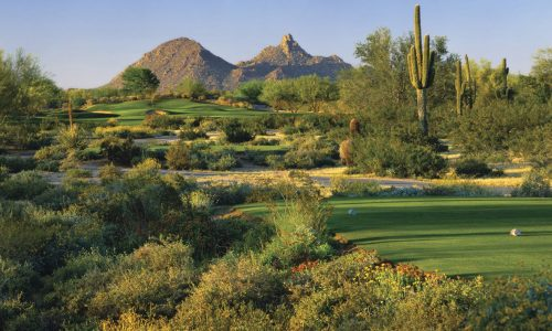 Four Seasons Resort Scottsdale is a luxurious desert oasis