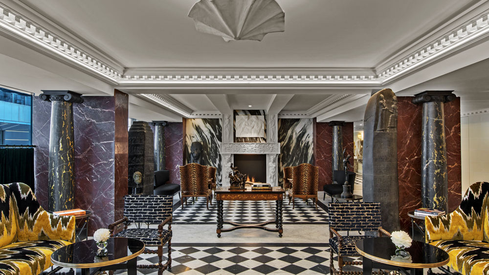 Paris adds another five-star property to its plethora of hotels: Hôtel de Berri