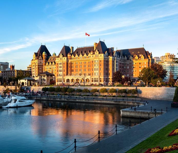 50 best hotels in Canada