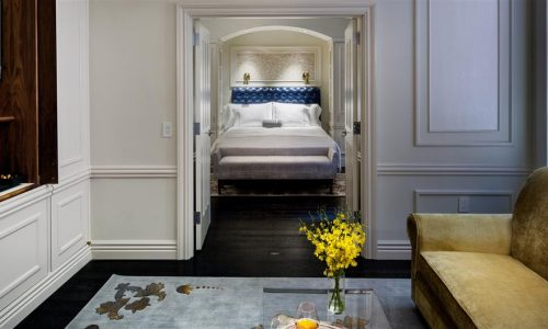The Adelphi Hotel in Saratoga Springs melds history with luxe modern amenities