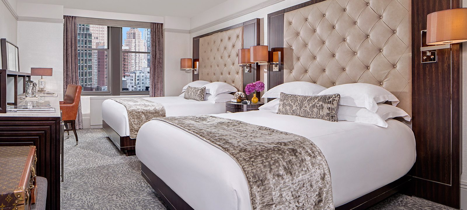 New York glam meets French pied-à-terre at WestHouse New York
