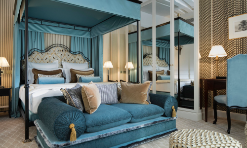 The Relais Christine offers Left Bank luxury that's hard to leave behind