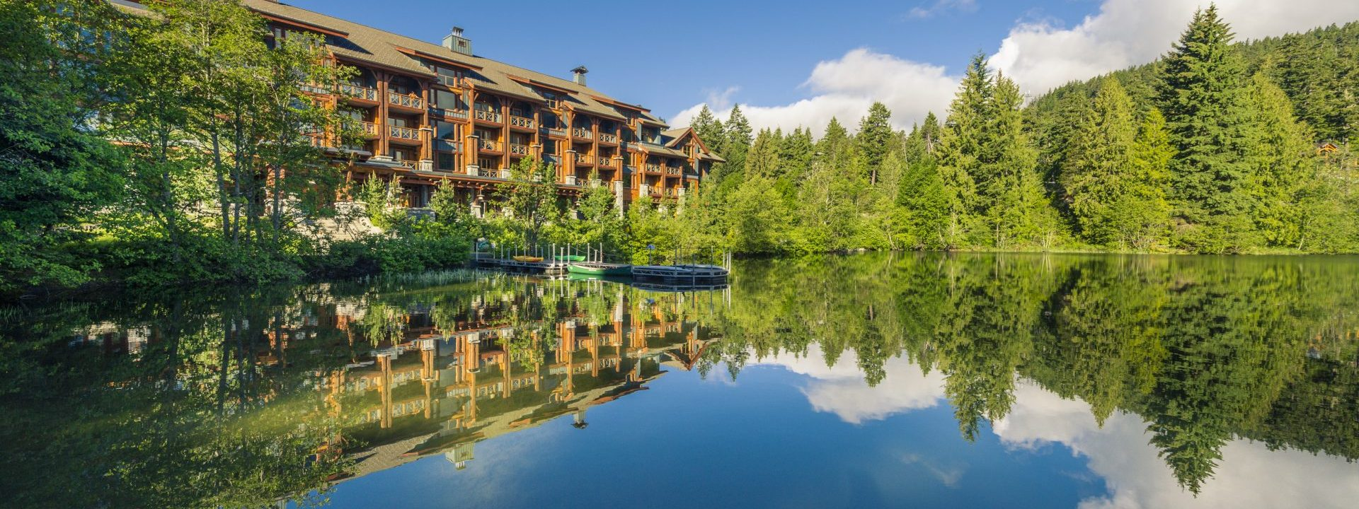Oh Canada! Nita Lake Lodge ramps up the sex appeal of chalet style