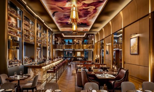 St. Regis Toronto and its LOUIX LOUIS score big with an international win for design