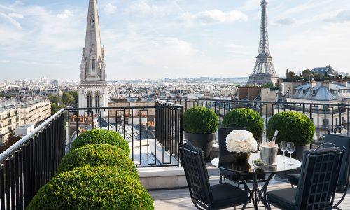 Four Seasons George V, Paris re-opens one of its Michelin-starred restaurants