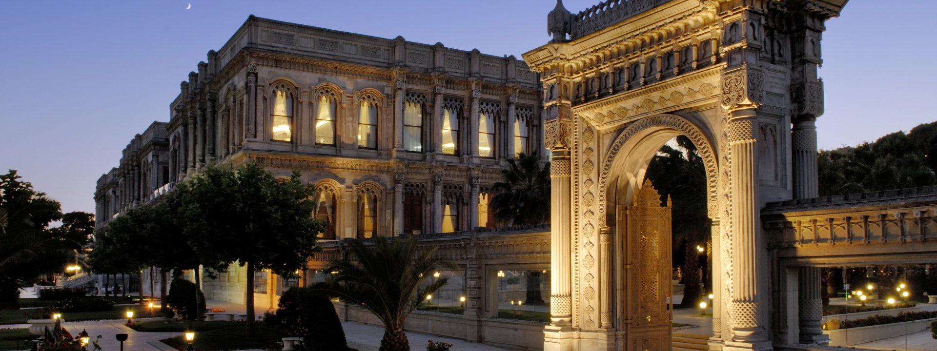 The Çırağan Palace Istanbul celebrates 30 years as a Kempinski with gifts for guests